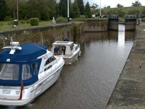 Upper Lode lock
